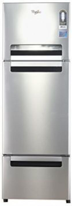 Whirlpool Fp 313D Protton Roy Multidoor Refrigerator 300 Ltrs Alpha Steel