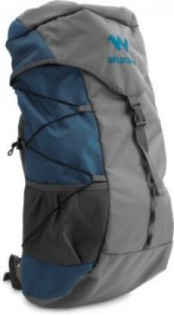Wildcraft Quest Blue Rucksack
