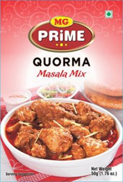 Mg Prime Quorma Masala Mix 50g