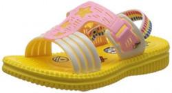 Doraemon Boys Yellow Sandals and Floaters  75 UKIndia 25 EU