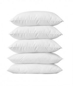Snoopy Crazy Pillows 110 GSM Pack of 5 Platinum Series 17 x 27 Inches