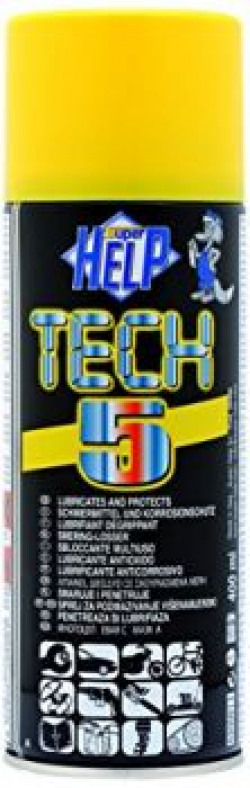 Super Help Tech 5 Anti Rust and Lubricant
