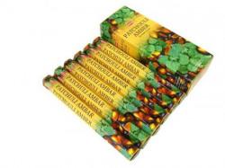 Hem Patchouli Amber Incense Sticks93 cm X 60 cm X 255cm Black