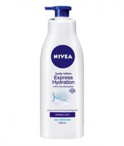 Nivea Express Hydration Body Lotion 400 Ml
