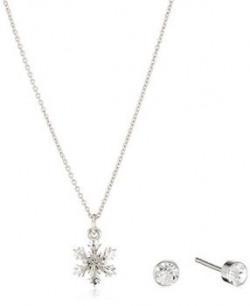 Funky Fish Jewellery Set for Women Silver C499F7297473307429