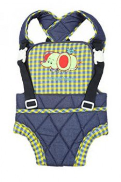 Mothertouch Baby Carrier BlueYellow