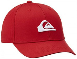 Quiksilver Mens Hat 3613371252205Quik Red