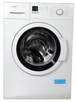 Bosch WAK20160IN Fullyautomatic Frontloading Washing Machine 7 Kg  White
