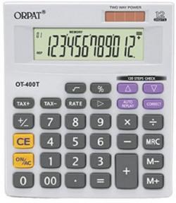 Orpat OT 400T Calculator