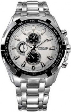 Curren  Analog Watch   For Men at Loot Price
