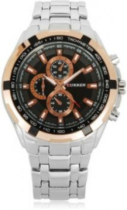 Curren Cu155 Analog Watch   For Men
