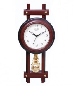 Ravishing Rectangular Analog Wall Clock