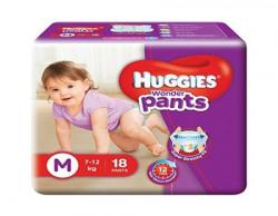 Huggies Wonder Pants Medium Size Diapers 5 Count Sample