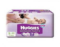 Huggies Wonder Pants Small Size Diapers 5 Count Sample