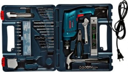 Bosch GSB 500 RE Home Tool Kit Power  Hand Tool Kit
