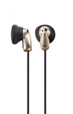 Sony Fontopia MDRE8LPN InEar Headphones Gold