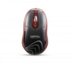 Zebronics Petal USB Optical Mouse Marron