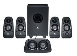 Logitech Z506 Surround Sound 51 multimedia Speakers Black