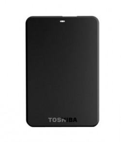 Toshiba Canvio Basics 1 Tb Hard Disk black