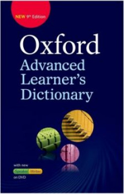 Oxford Advance Learners Dictionary With DVD 9th  Edition