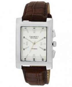 Laurels Imperial 2 Analog Silver Dial Mens Watch  LoImp201
