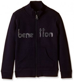 United Colors of Benetton Girls Sweatshirt 16A3JD7C5097GK25SRoyal BlueS