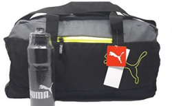 Puma Multicolor Polyester 1024Cms Softsided GymTravel Duffle