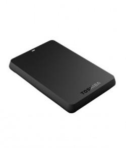 Toshiba 500gb Hdd Portable Usb 30 Basic Canvio black