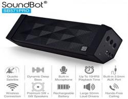 Soundbot SB571PRO Bluetooth Speakers Black
