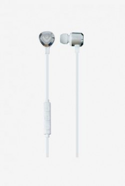 Envent Beatz In The Ear Earphone with Mic White