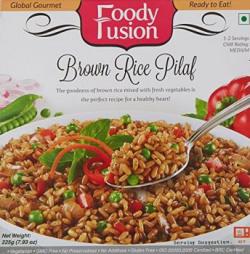 Foody Fusion Brown Rice Pilaf 225g