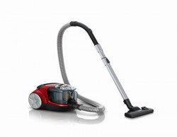 Philips FC847402 15Litre Powerpact Compact Bagless Vacuum Cleaner Red