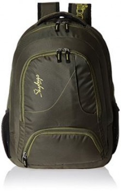 Skybags Gizmo 26 Ltrs Green Casual Backpack LPBPGIZ3GRN