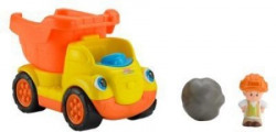 FisherPrice Little People Rumblin Rocks Dump Truck