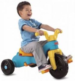FisherPrice RockRoll n Ride Trike