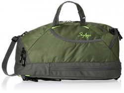 Skybags Fabric 2087Cms Green Softsided Duffle Bag