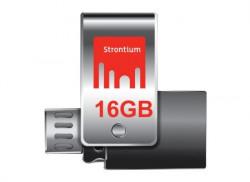 Strontium Nitro Plus OTG Pen Drive USB30 16GB