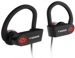 TAGGreg Inferno Wireless Bluetooth Headset Headphone with Mic  Free Carry Case  Sweatproof Earphones Best for Running and Gym  Stereo Sound Quality with ErgonomicDesign NEW RELEASE