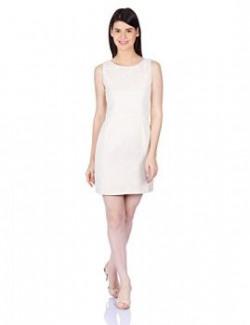 UCB Womens Cotton Dress 15A4LR1V9335I901White L