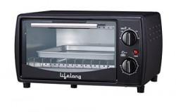 Lifelong LLOT10 650Watt Oven Toaster Griller Black