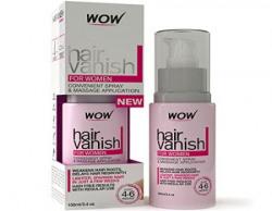 WOW Hair Vanish for Women  100 ml