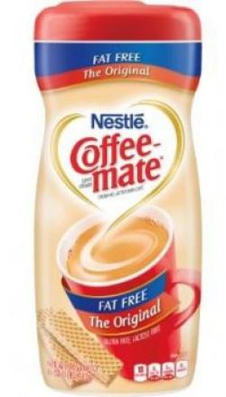 Nestle Cofeemate Chocolate Fat Free 453g