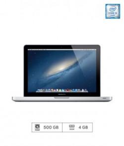 Apple Macbook Pro md101hna intel Core I5 4gb Ram 500gb Hdd3378 Cms 133 Screen Mac Os X Mavericks silver