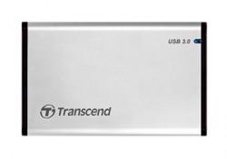 Transcend 25quot Portable HDD Enclosure Casing 25S3  USB 30