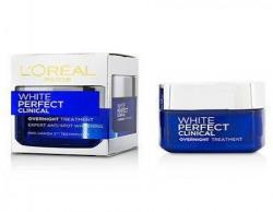 LOreal Paris White Perfect Clinical Overnight Treatment Cream 50ml