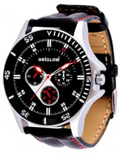 Origlow Accessories Analogue Black Dial Mens Watch M1