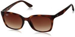 RayBan Gradient Square Sunglasses 0RB7060I7101354
