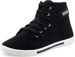 Scatchite Mens Boxer Black Casual Shoe8