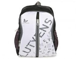 Lutyens Polyester Black School Bag22LitreLutyens180