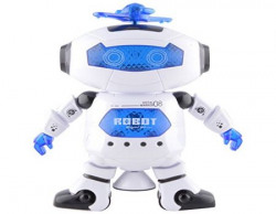 Saffire Naughty Dancing Robot with LED Light and Music Multi Color